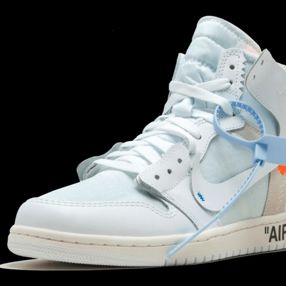 quality design 7be7e f5ea5 Men's Air Jordan 1 x OFF-WHITE NRG Size 13 NWT